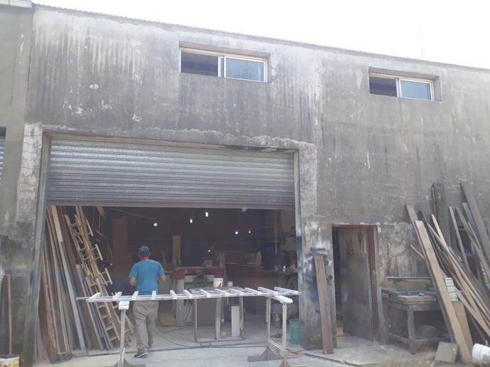 Foto Depósito en Alquiler en  Area de Promoción El Triángulo,  Malvinas Argentinas  capitan giachino