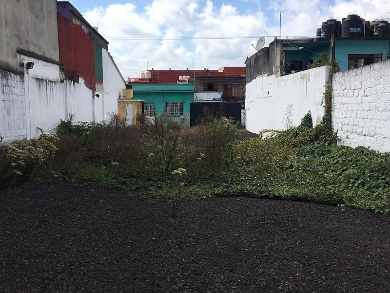 Foto Terreno en Venta en  Xalapa Enríquez Centro,  Xalapa  Terreno en venta en Xalapa Zona Centro, Sayago a 30 mts de Avila Camacho 400m2
