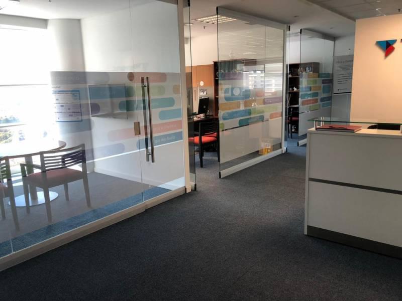 Foto Oficina en Alquiler en  Puerto Madero ,  Capital Federal  World Trade Center I - Lola Mora 421 - 1802