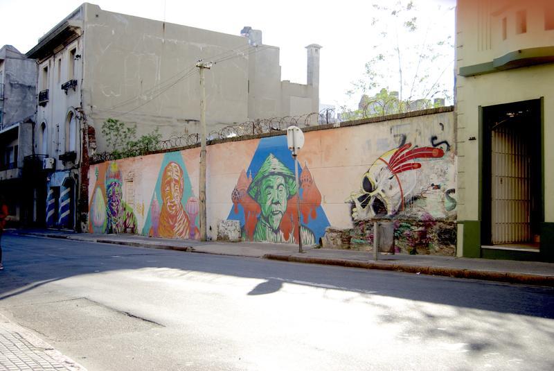 Foto Terreno en Venta en  Ciudad Vieja ,  Montevideo  Terreno I Buenos Aires entre Alzaibar y Colon
