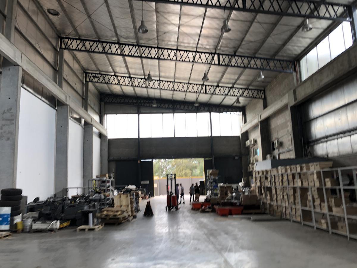 Foto Depósito en Alquiler en  Don Torcuato,  Tigre  Colectora Oeste al 28600