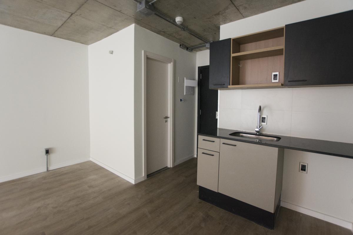 Foto Apartamento en Alquiler en  Pocitos Nuevo ,  Montevideo  Marco Bruto 1222 y 26 de Marzo