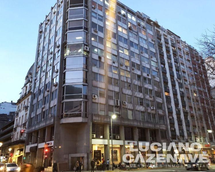 Foto Oficina en Alquiler en  Centro (Capital Federal) ,  Capital Federal          CORDOBA, AVDA. 800  Piso 10