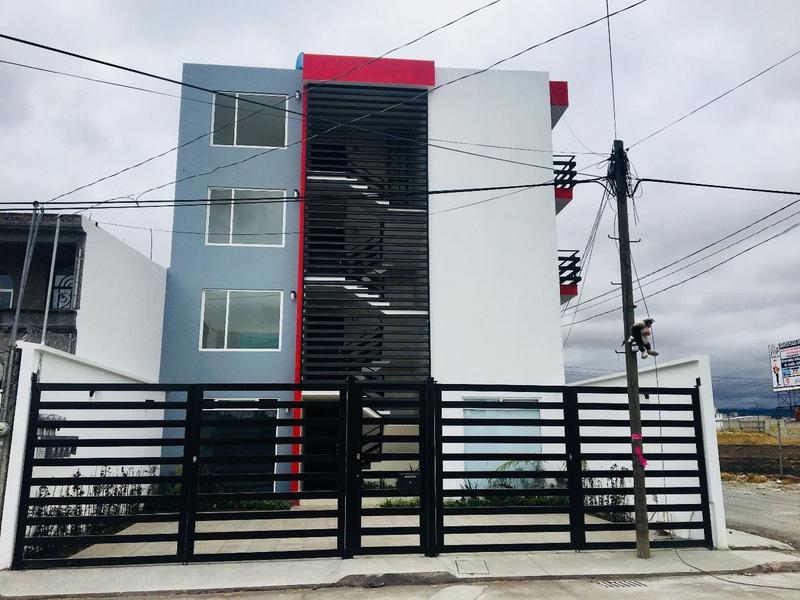 Foto Departamento en Renta en  De la Veracruz,  Zinacantepec  DEPARTAMENTO EN RENTA ZINACANTEPEC