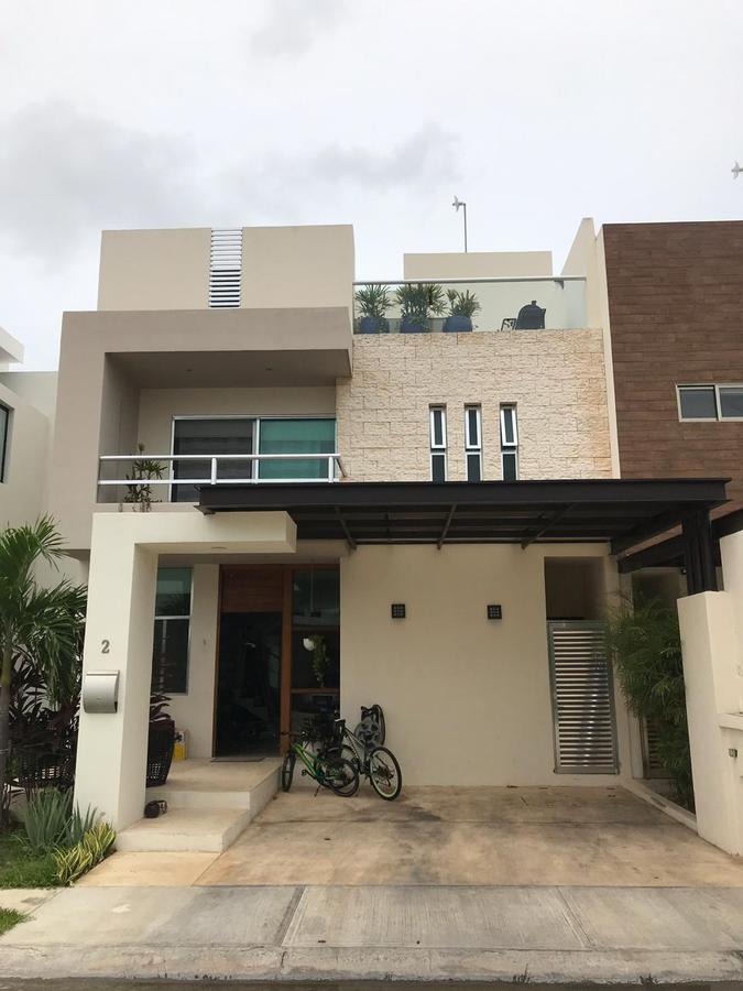 Foto Casa en Venta | Renta en  Aqua,  Cancún  CASA EN VENTA ENCANCUN EN RESIDENCIAL AQUA