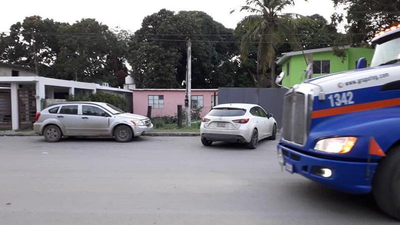 Foto Terreno en Renta en  Ampliacion Miramar,  Altamira  TERRENO INDUSTRIAL 602 M2 EN RENTA JUNTO A CHEMOURS