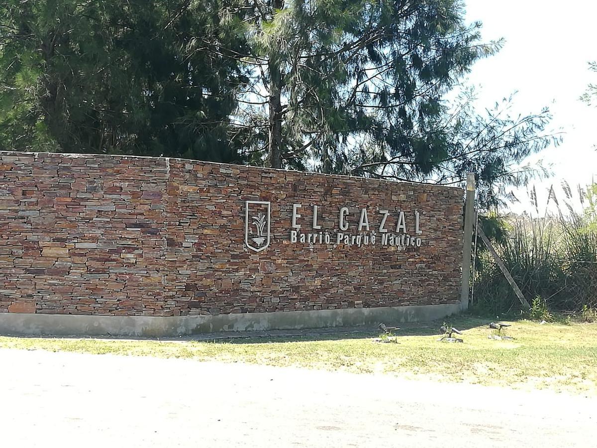 Foto Terreno en Venta en  El Cazal,  Countries/B.Cerrado (Escobar)  El Cazal Escobar lote perimetral