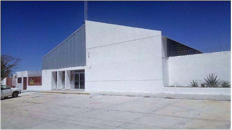 Foto Bodega Industrial en Renta en  Parque Industrial,  La Paz  Parque Industrial