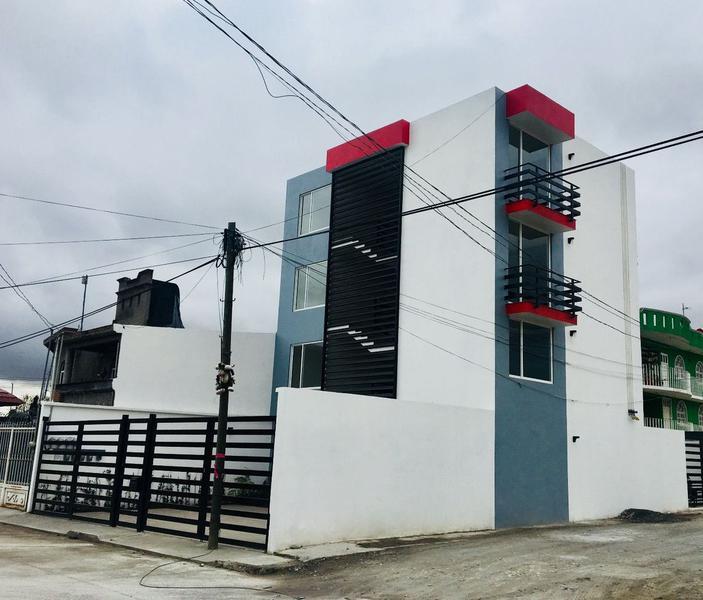 Foto Departamento en Renta en  De la Veracruz,  Zinacantepec  1a Privada Adolfo López Mateos