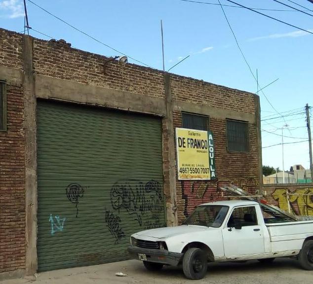 Foto Galpón en Alquiler en  Jose Clemente Paz ,  G.B.A. Zona Norte  Williams al 1400