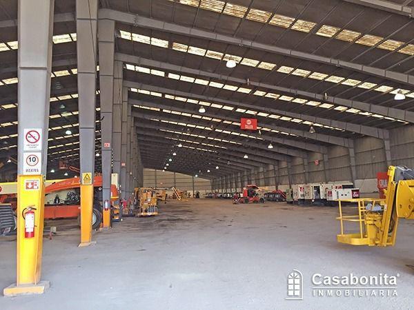 Foto Bodega Industrial en Renta en  El Obelisco,  Tultitlán  Bodega amplia a la Renta en Tultitlán Estado de México