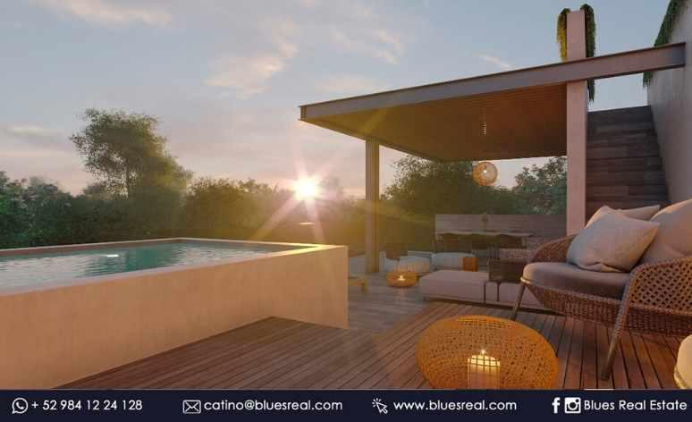 Picture House in Sale in  Tulum ,  Quintana Roo  Residences in Kataleya in Tulum,  Quintana Roo