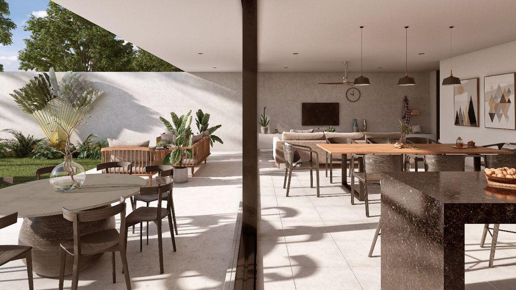 Foto Casa en Venta en  Conkal ,  Yucatán  Hermosa Residencia  en Privada Residencial al norte de Mérida!