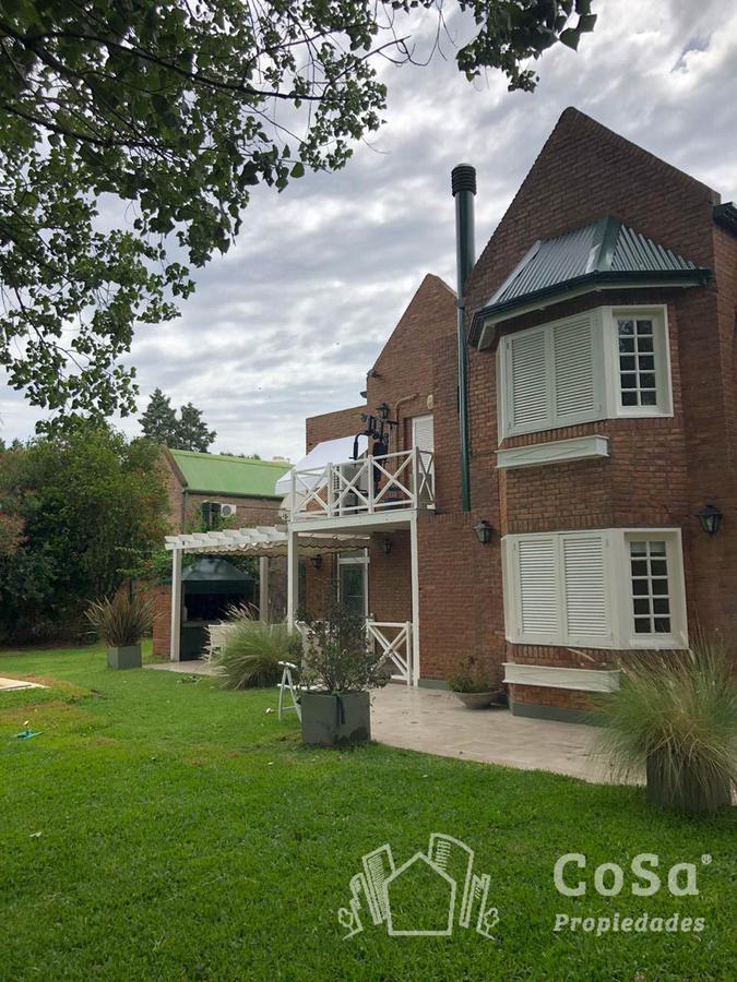 Foto Casa en Venta en  Fisherton,  Rosario  Green Village