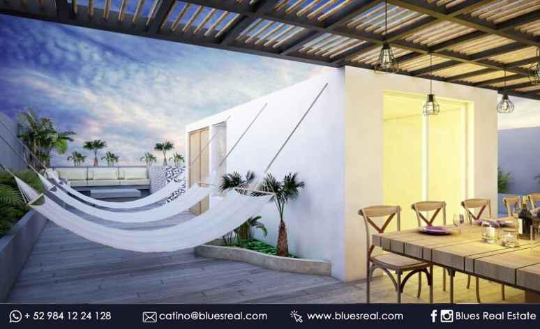 Picture Apartment in Sale in  Solidaridad ,  Quintana Roo  For sale new Apartments in Playa del Carmen at Amaité | Blues Real | Code 922