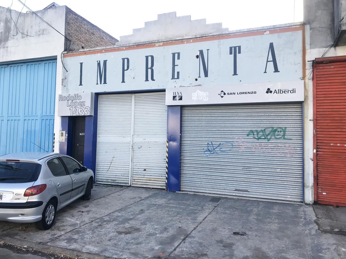 Foto Galpón en Venta en  Quilmes ,  G.B.A. Zona Sur      Rodolfo López 1433 entre O'Higgins y Martín Rodriguez