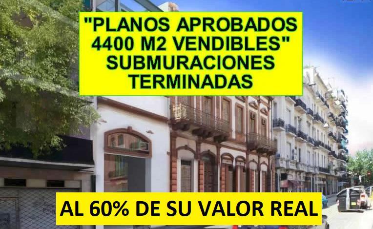 Foto Terreno en Venta |  en  San Telmo ,  Capital Federal  TACUARI  al 900