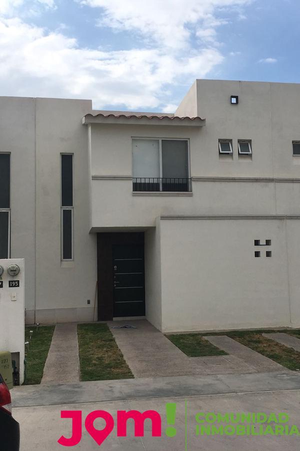 Foto Casa en Renta en  Simón Diaz,  San Luis Potosí  Casa en Renta en Priv. Puerta de Piedra