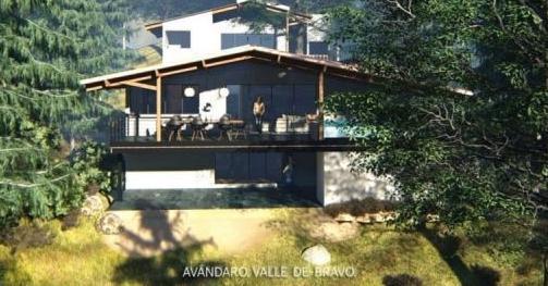 Foto Casa en condominio en Venta en  Avándaro,  Valle de Bravo  Estrena casa en  Preventa en Avándaro