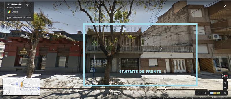 Foto Terreno en Venta en  Rosario,  Rosario  ENTRE RIOS 2580