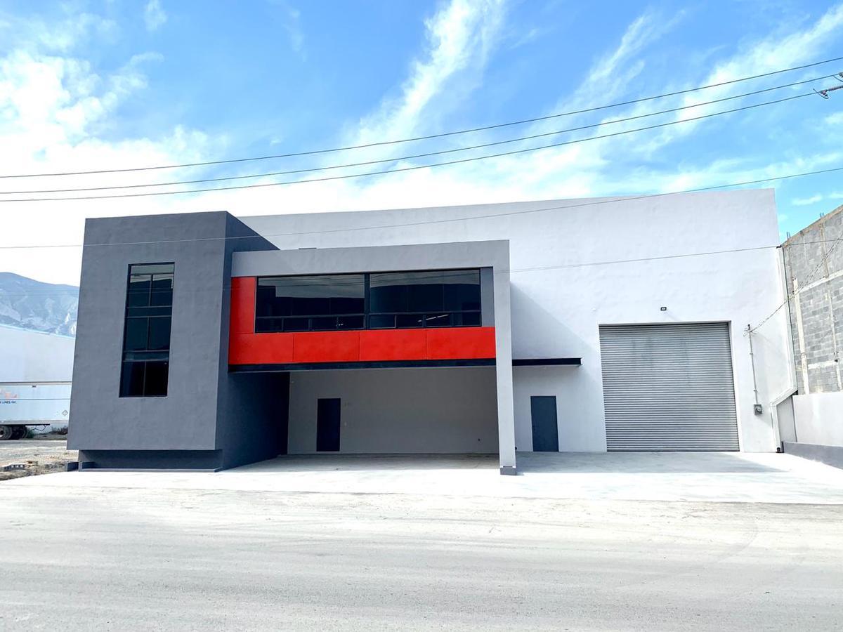 Foto Bodega Industrial en Renta en  Santa Catarina ,  Nuevo León  BODEGA EN RENTA REGIO PARQUE INDUSTRIAL SANTA CATARINA