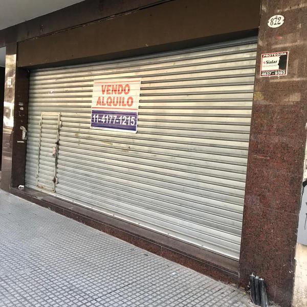 Foto Local en Alquiler en  Barrio Norte ,  Capital Federal  Av. Pueyrredón al 872