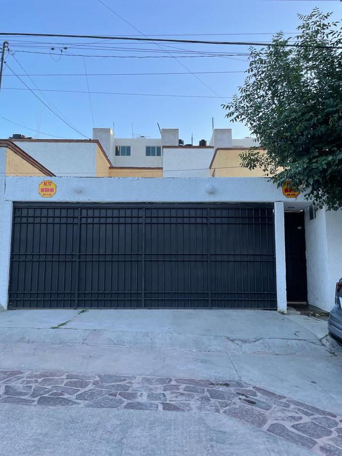 Foto Casa en Renta en  San Luis Potosí ,  San luis Potosí  CASA EN RENTA EN LOMAS 4A SECCION, SAN LUIS POTOSI