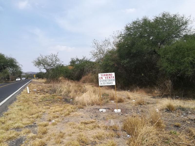 Foto Terreno en Venta en  Rancho o rancheria Las Fuentes,  Ecuandureo  Terreno en Ecuandureo
