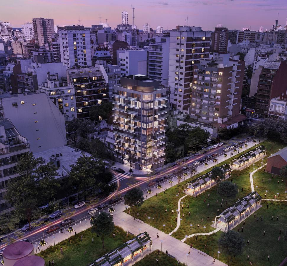 Foto Departamento en Venta en  Belgrano ,  Capital Federal  TEODORO GARCIA 2698 - 5° C