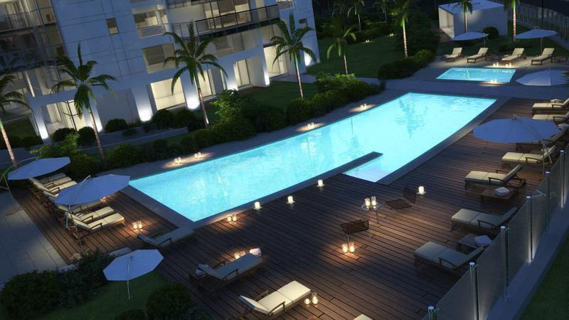 Foto Apartamento en Alquiler en  Playa Mansa,  Punta del Este  Miami Boulevard - Excelente vista y nivel - Suite - 2 dorm