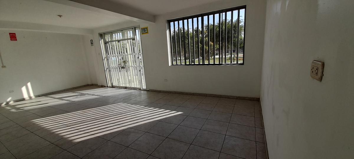 Foto Local en Alquiler en  SANTA ISABEL,  Carabayllo  Alquilo LOCAL fte a PARQUE en 1er piso en calle Los Mirtos, Carabayllo