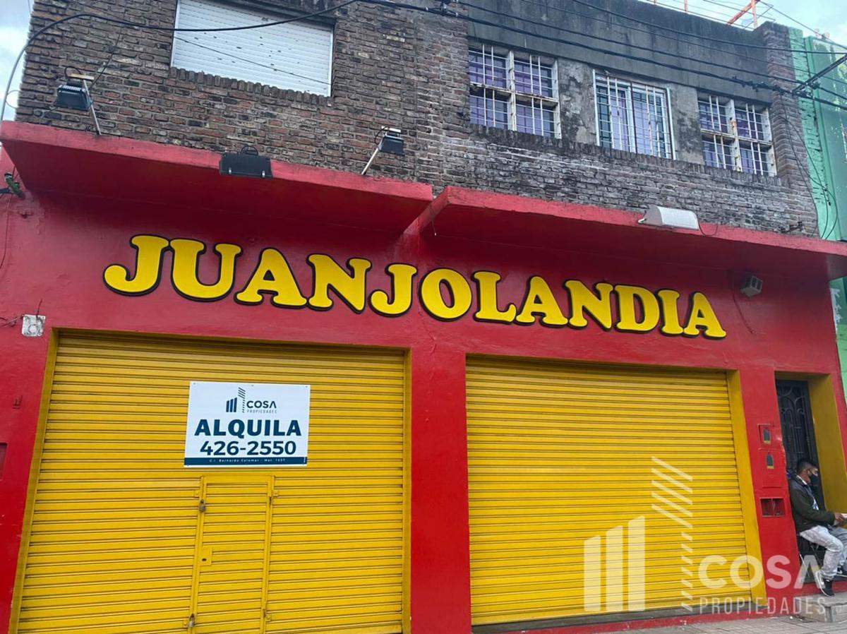 Foto Local en Alquiler en  Empalme Graneros,  Rosario  Juan José Paso 5868