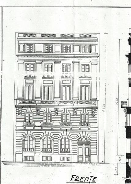 Foto Edificio Comercial en Venta en  Barrio Norte ,  Capital Federal  Av. Alvear  al 1500