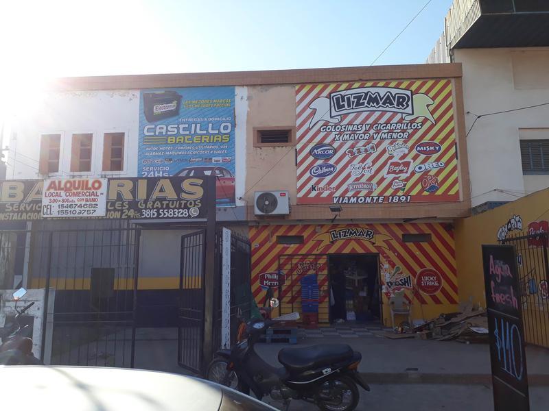 Foto Local en Venta en  San Miguel De Tucumán,  Capital  Estado de Israel al al 1800