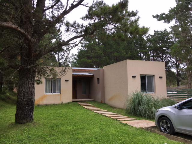 Foto Casa en Alquiler temporario en  Costa Esmeralda,  Punta Medanos  Deportiva 486
