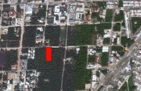 Foto Terreno en Venta en  Alamos I,  Cancún  Lote en Venta en ALAMOS II