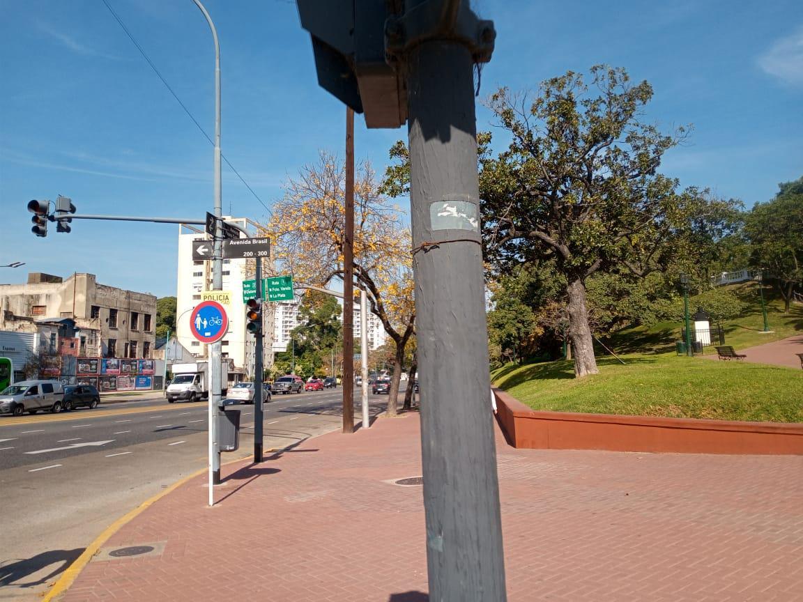 Foto Oficina en Venta en  San Telmo ,  Capital Federal  Av Brasil 39