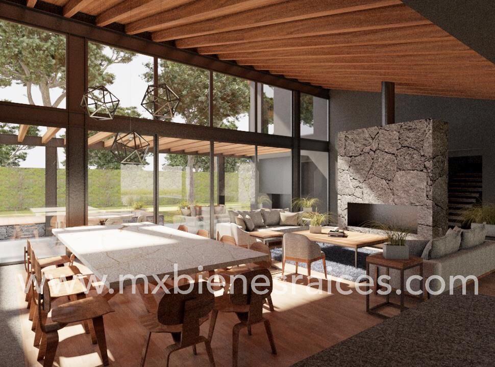 Foto Casa en Venta en  Valle de Bravo ,  Edo. de México  Preventa Valle de bravo