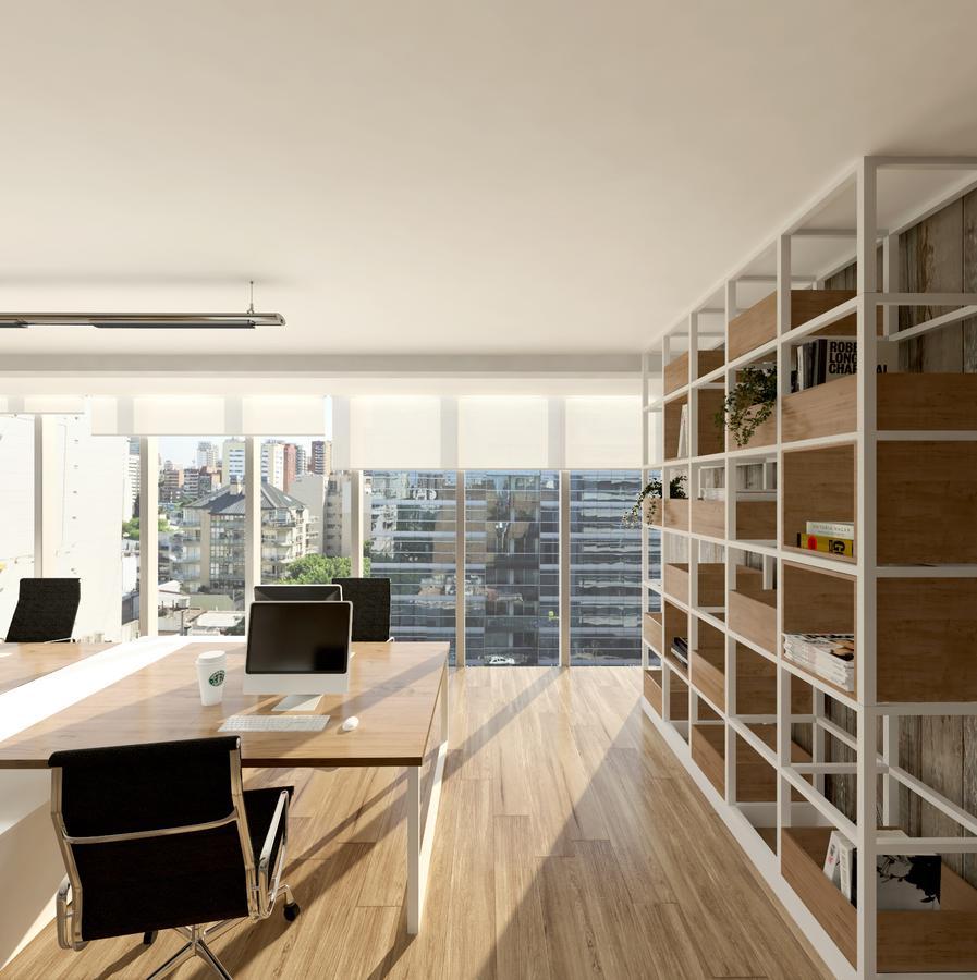 Foto Oficina en Venta en  Belgrano C,  Belgrano  Av. del Libertador 6201 * - 12º 4 - Oficinas - Sup. 61.48 m2.  Valor m2: USD 3.557