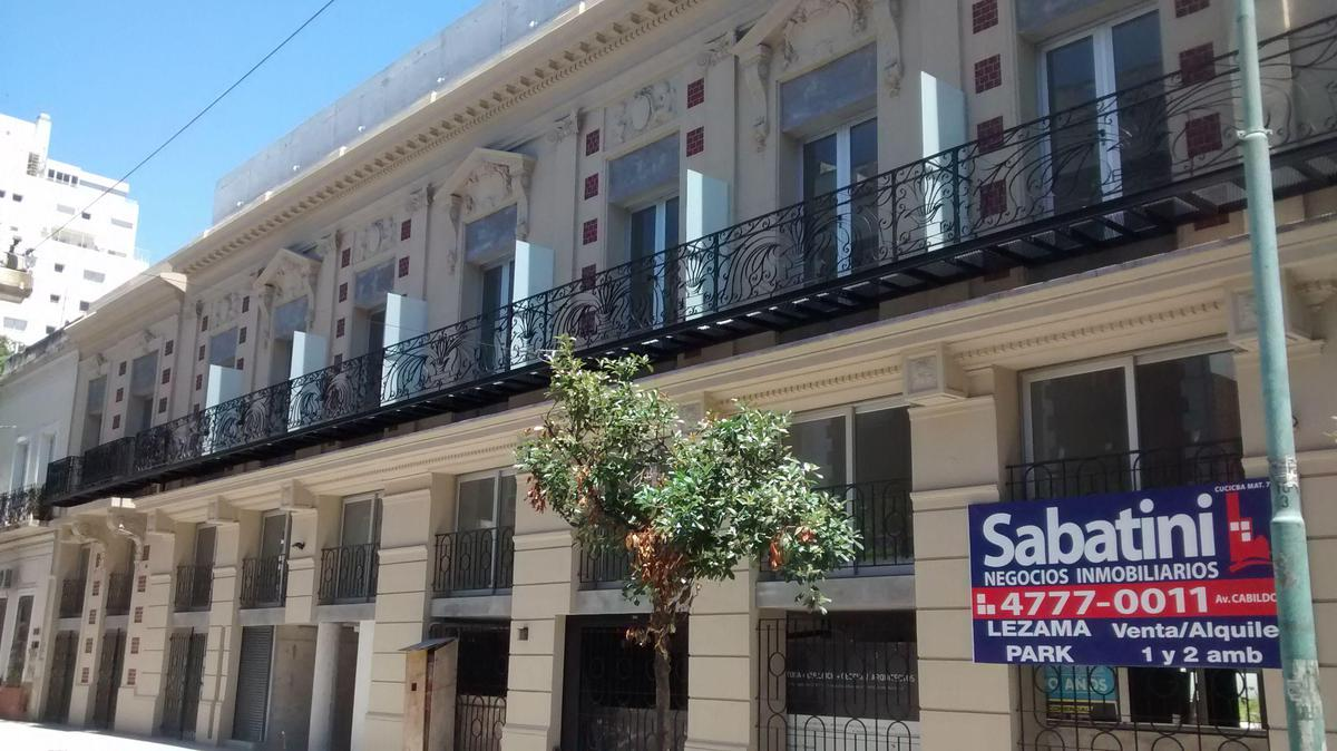 Foto Departamento en Venta en  Barracas ,  Capital Federal  Uspallata al 700