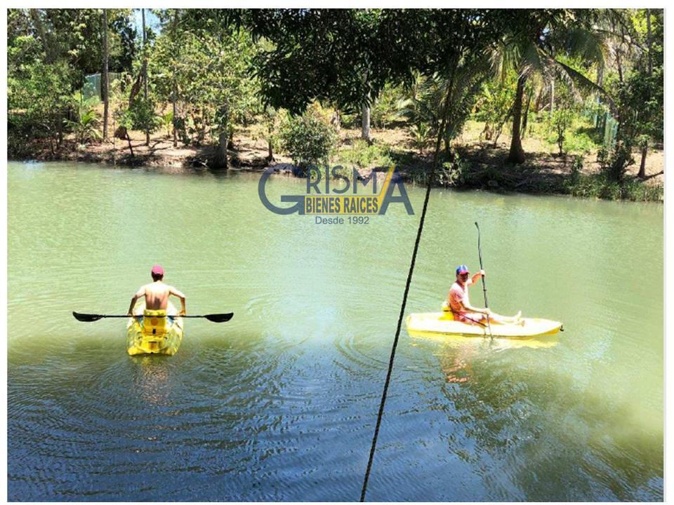 Foto Terreno en Venta en  Ejido Isla de Juana Moza,  Tuxpan  PRECIOSA FINCA EN JUAN MOZA CON CASA