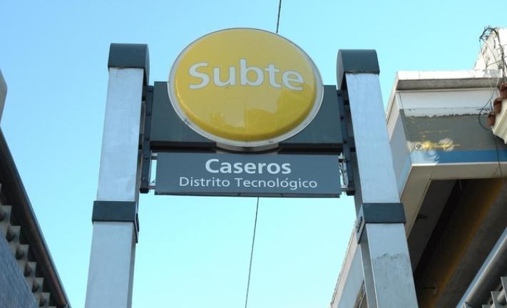 Foto Oficina en Venta en  Parque Patricios ,  Capital Federal  Oficina en Distrito Tecnológico