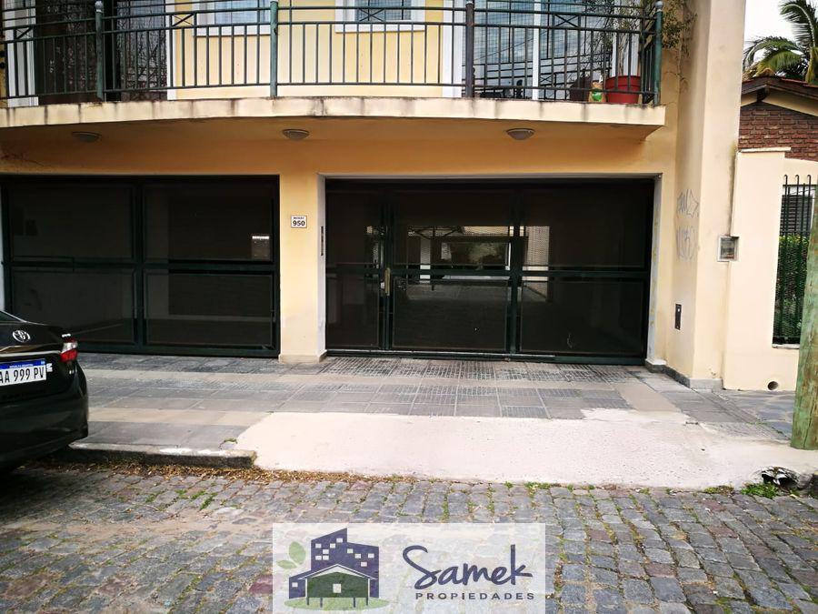 Foto Departamento en Venta en  S.Fer.-Vias/Centro,  San Fernando  Madero 950 San Fernando
