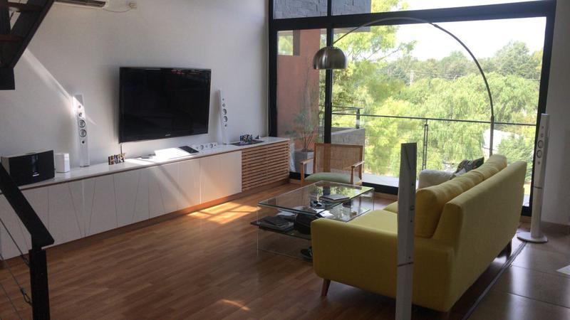 Foto Departamento en Venta | Alquiler en   Las Cavas,  Canning  Lindísimo duplex en Las Cavas