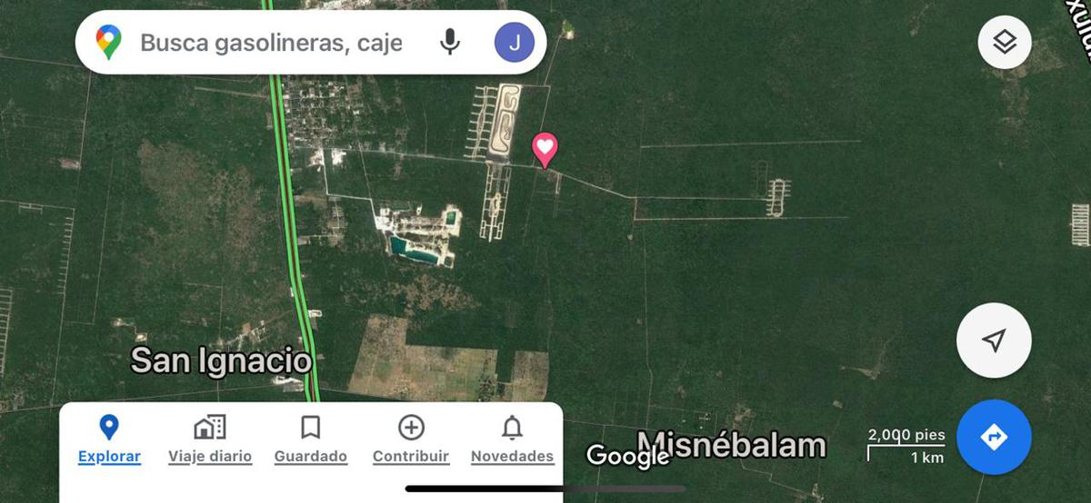 Foto Terreno en Venta en  Progreso ,  Yucatán  TERRENO EN KM 23 CARR PROGRESO