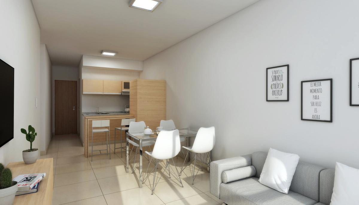 Foto Departamento en Venta en  Centro,  Rosario  San Lorenzo 1660-Departamento 2 dormitorios
