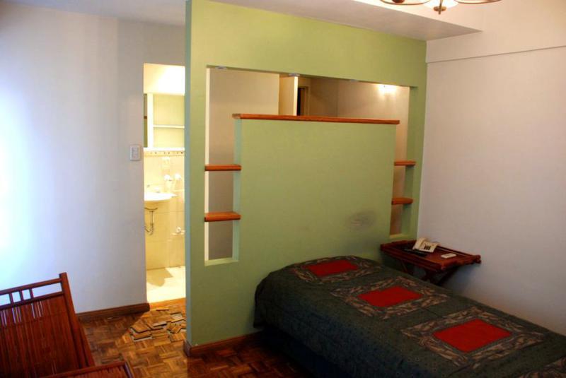 Foto Departamento en Alquiler temporario |  en  Palermo ,  Capital Federal  SANTA ROSA, PASAJE entre BORGES, JORGE LUIS y