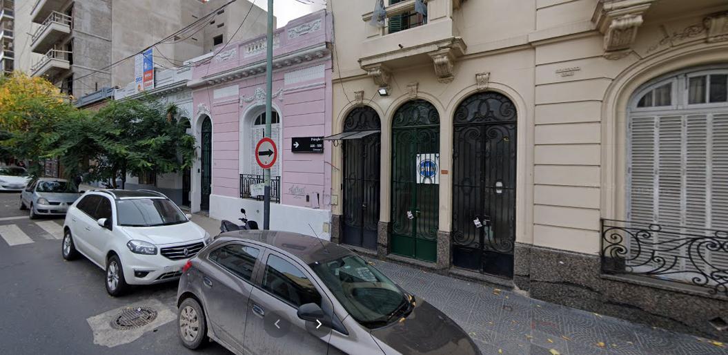 Foto Terreno en Venta en  Almagro ,  Capital Federal  Pringles al 600