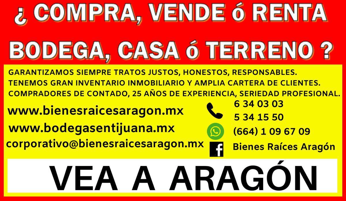 Foto Nave Industrial en Renta en  Tijuana,  Tijuana  RENTAMOS MAGNÍFICA BODEGUITA 196 MTS² MUY SEGURA Y CÉNTRICA