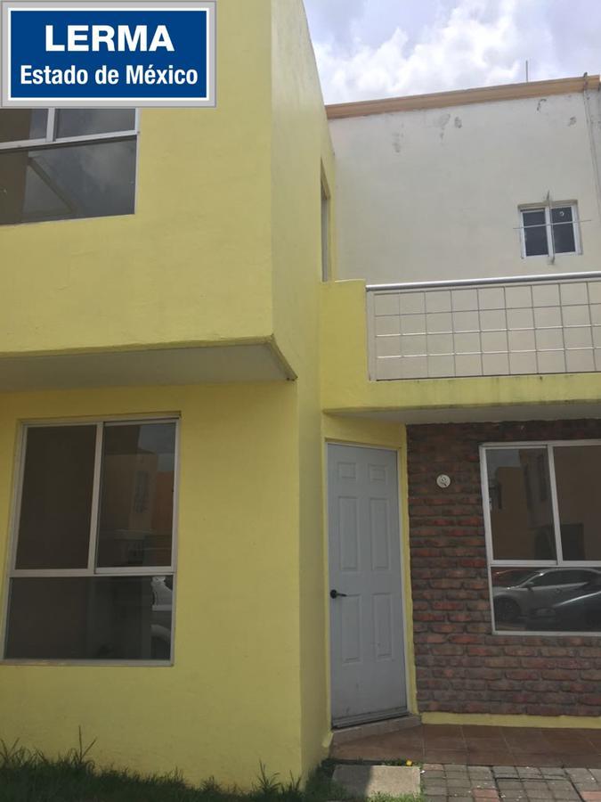 Foto Casa en condominio en Renta en  Los Cedros 400,  Lerma  Casa en RENTA, Ebano, Cedros 4000 ,Lerma, Estado de México